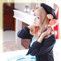 Amnesia Daily Care Of The Household Lolita Cosplay Pruik